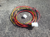 Bartop Harness 12V for LED Stripe, Air Fan and Amplifier
