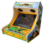 ArcadeForge Bartop Pandoras Box 4 neueste Version Fertiggerät Plug and Play